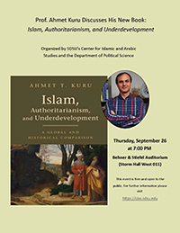 Islam, Authoritarianism, and Underdevelopment      book cover